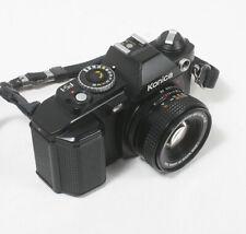 KONICA FS-1 BLACK, 50/1.8 KONICA HEXANON AR/163070