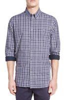 * NWT Ted Baker London, 'Chesil' Modern Slim Fit Plaid Sport Shirt NWT 2XL XXL