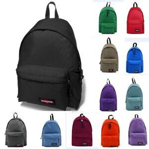 DE Eastpak Padded Pak'R Rucksack Freizeit Sport Tasche EK 620 Schule Backpack