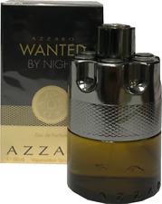 AZZARO WANTED BY NIGHT 100ML EDP MEN NEW IN BOX.