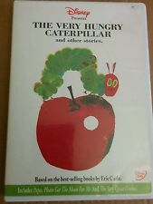 Educational The Very Hungry Caterpillar and Other Stories (Dvd, 2006)
