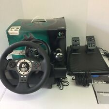 Logitech Driving Force Pro Wheel And Pedal For PlayStation 3 Force Feedback PS3
