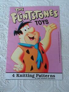 Alan Dart Knitting Pattern The Flintstones Toys