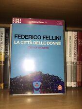 La Citta Delle Donne DVD (OOP) Eureka! The Masters Of Cinema #53 NOT BLU RAY