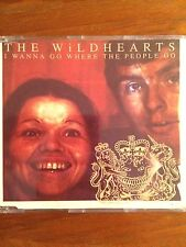 I Wanna Go Where The People Go - The Wildhearts (CD, 1995)