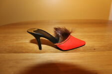"Just The Right Miniature Shoe "" Seduction "" item # 25160 with box 2001"