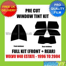 VOLVO V40 ESTATE 1996-2004 FULL PRE CUT WINDOW TINT