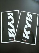 Stickymx la grafica di Motocross KYB a Forcella Adesivi Decalcomanie CRF KXF YZ YZF 250/450 125