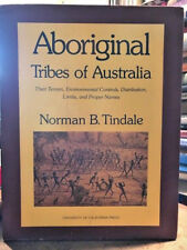 1ST Norman Tindale ABORIGINAL TRIBES OF AUSTRALIA in slipcase