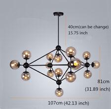 Kitchen Pendant Light Bar Lamp Modern Ceiling Lights Glass Chandelier Lighting