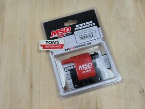 MSD 8228 High Performance Coil 45K Volts  Fits 1990-1997 Dodge Jeep Plymouth