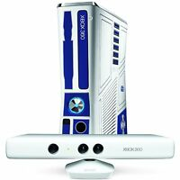 Xbox 360 320GB Star Wars Kinect Console with Kinect Star Wars - Limited Edition