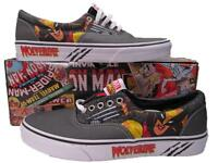 Vans Wolverine Marvel Logan LO ERA Skate Sneakers Shoes X-Men 00498092