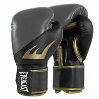 Everlast 16oz. EX Training Boxing Gloves in Grey/Black/Gold