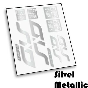 Rock Shox SID 2020 ULTIMATE Mountain Bike Cycling Decal Sticker