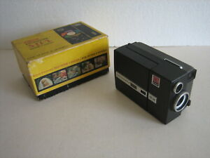 Kodak Instamatic M14 8mm Movie Camera Super 8 Cine Home