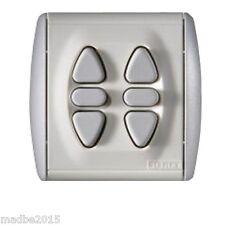 Somfy Inis Duo Doble Interruptor De Control Para Puerta De Garaje/Obturador Toldos vendedor del Reino Unido