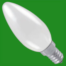 12x 40W Opal/Pearl Dimmable Incandescent Standard Candle Light Bulb SES E14 Lamp