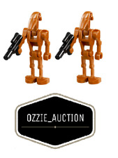Lego Star Wars Geonosian Battle Droid - Lot of 2 Minifigure [75015 75019]