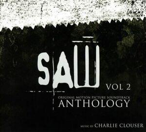 CHARLIE CLOUSER Saw Anthology Vol 2 (2018) 32-track CD digipak NEW/SEALED