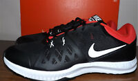 NIKE AIR EPIC SPEED TR II BLACK RED SIZE 11.5 MENS BRAND NEW RUNNING SHOES