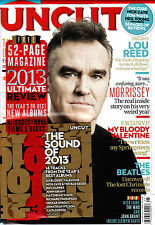 UNCUT #200 1/2014 MORRISSEY My Bloody Valentine +Best of 2013 CD +Extra Mag @NEW
