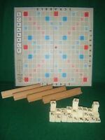 choose SPARE replacement PARTS for vintage SCRABBLE BOARD GAME by SPEAR'S GAMES