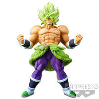 Banpresto Dragon Ball Super Cyokoku Buyuden Figure Full Power SS Broly BP39034