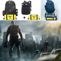 Tom Clancy's The Division ADC Archer Zone Agent Go Backpack Shoulder Bag Combine