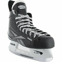 New Reebok 5K black US men's size 12 D ice hockey skate Sr senior men sz skates