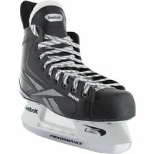 New Reebok 5K black US men's size 9 D ice hockey skates Sr senior men sz skate