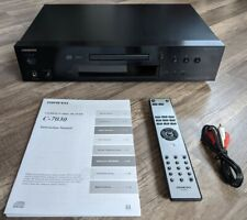 New listing Onkyo C-7030 Cd Player Lightly Used Excellent Condition W Remote And Manual