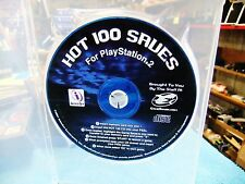 GAMESHARK HOT 100 SAVES (2001) for SONY PLAYSTATION 2 PS2 - Disc Only