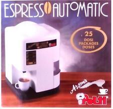 Macchina caffè automatica Polti a cialde e caffè macinato