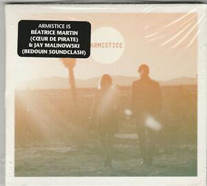 Armistice cd - Beatrice Martin Coeur De Pirate Jay Malinowski Bedouin Soundclash