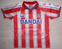 Camiseta Puma Atlético de Madrid 1996-97 maglia Bandai jersey trikot shirt KIKO