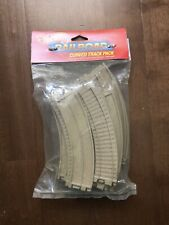 Hot Wheels 16 Piece Curved Railroad Track Pack  NIP  Good Condition