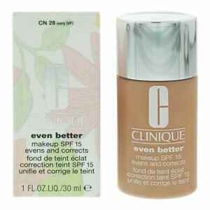 Clinique Even Better Makeup Spf 15 Cn28 03 Ivory Foundation 30ml Women