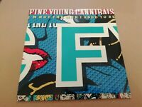 "FINE YOUNG CANNIBALS * I'M NOT THE MAN I USED TO BE * 7"" SINGLE P/S EXCELLENT"