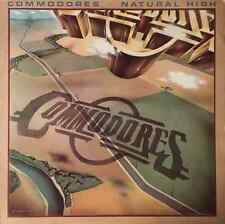 COMMODORES ‎- Natural High (LP) (VG/VG)