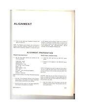 Assembly Manual Instructions For Heathkit SB-303