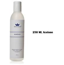 100% Pure Acetone Superior Quality Nail Polish Remover UV/LED GEL Soak Off