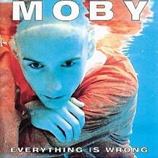 Moby - Everything Is Wrong (NEW CD)