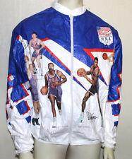 Kellogg's 1992 U.S. Olympic team Tyvek paper  jacket L basketball