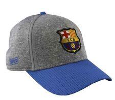 Cappello Barcelona ufficiale Barcellona Originale visiera Barca berretto  Grigio a9d032e89ff2