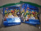 LEGO CMF Collectible Minifigures Series 2 Complete Set of 16 New Sealed Unopened