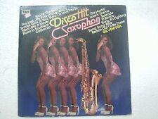 GIL VENTURA DISCO HIT SAXOPHON  RARE LP RECORD vinyl 1975 INDIA INDIAN ex
