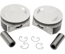 "Drag Standard Replacement Pistons for Harley 2007-16 Twin Cam 103"" 0911-0021"