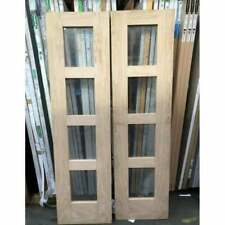 Leader Internal Fully Finished Oak Worcester Door with Clear Glass (CD0336)