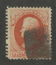 US 183 @ (1879) 2c, Used, Grade: XF - Andrew Jackson